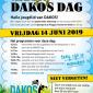 DAKOS dag 14 juni